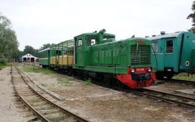 New museumtrain timetable in September