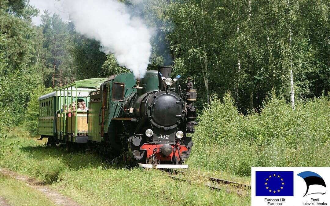 Special steamdays at 31.8. – 01.9.2019