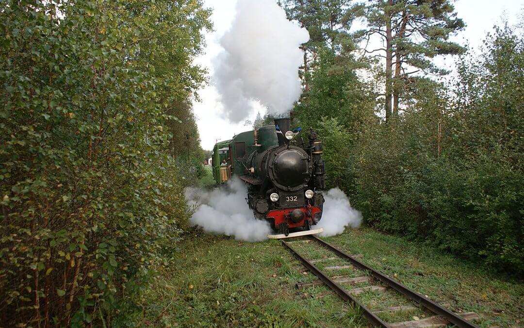 Steamdays 13.-14.06.2020. Паровые дни 13 – 14 июня 2020