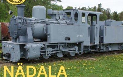 """Liituge meiega Facebookis ja instagrammis """"Estonian Museum Railway"""" all!"""