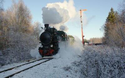 12. detsembril Jõulurong