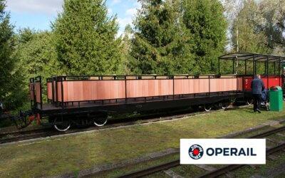 Новый пассажирский вагон от Операйл АО
